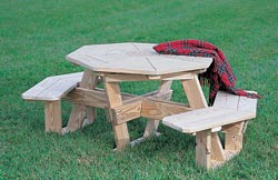 Amish wood furniture
