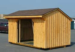Single horse run inn available in various sizes